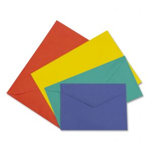 Plicuri colorate